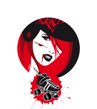 Freaky Mons'ter Derby Ladies