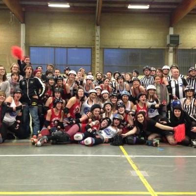 Scrimmage avec les Namur Roller Girls - Freaky Mons'ter Derby Ladies | Roller derby Mons