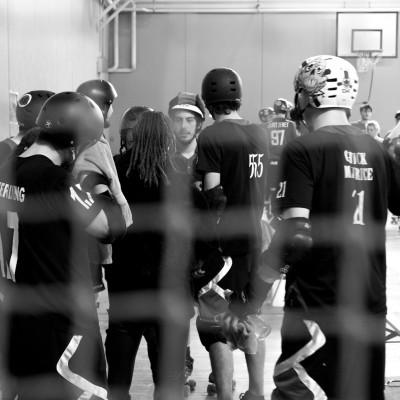 Mons'ter Munch – premiers pas sur le track des nouveaux arrivés - Freaky Mons'ter Derby Ladies | Roller derby Mons
