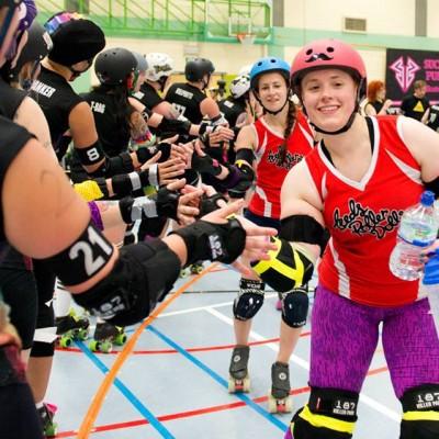 L'hydratation, une des clés du succès - Freaky Mons'ter Derby Ladies | Roller derby Mons