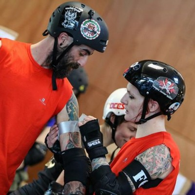 Au revoir Bobby et Marie Roz! - Freaky Mons'ter Derby Ladies | Roller derby Mons