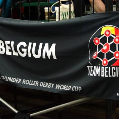 Coupe du Monde: Team Belgium est 11ème! - Freaky Mons'ter Derby Ladies | Roller derby Mons