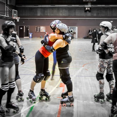 Solidarity day - Freaky Mons'ter Derby Ladies | Roller derby Mons