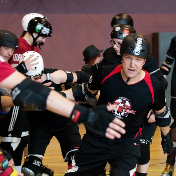 Double match - Freaky Mons'ter Derby Ladies | Roller derby Mons