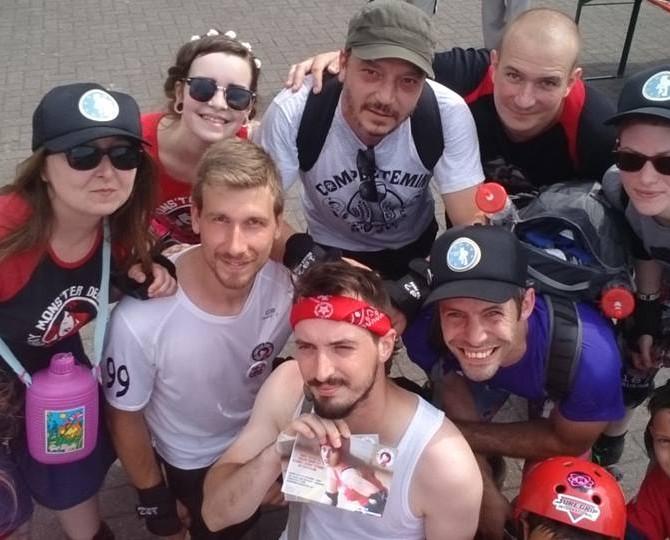 Summer break - Freaky Mons'ter Derby Ladies | Roller derby Mons