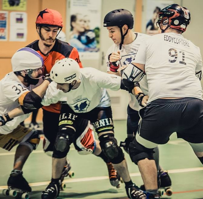 Double victoire! - Freaky Mons'ter Derby Ladies | Roller derby Mons
